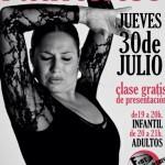 Classe de Ball Flamenc al Club